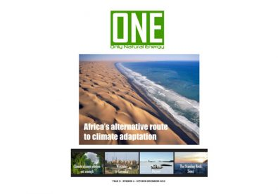 One - Only Natural Energy - n.04/2016